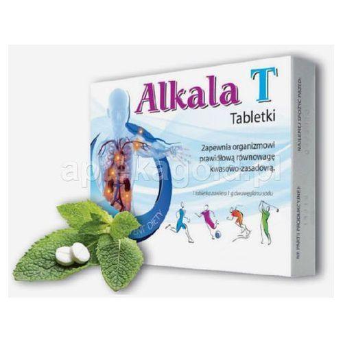 Sanum alkala T x 100 tabl - tabletki homeopatia