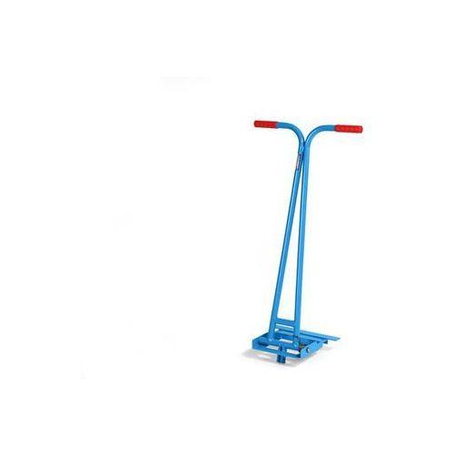 Zestaw z dyszlem, do wózka na butle gazowe, możliwość późniejszego montażu. do ł marki Kaiser+kraft