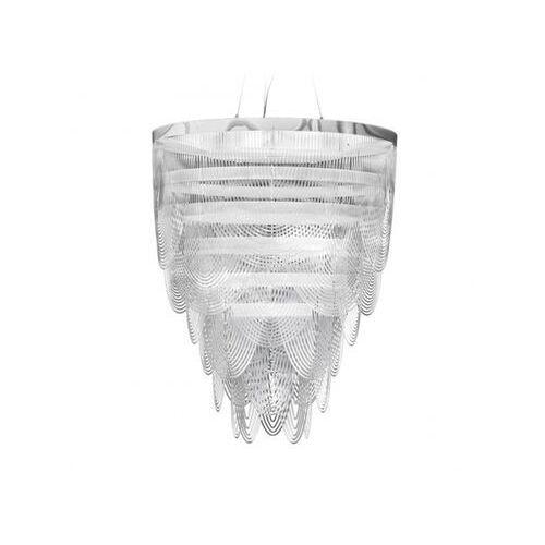 Lampa wisząca CEREMONY LARGE PRISMA, kolor Transparentny