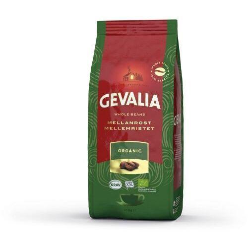 Gevalia - eko - organic (dawniej ekologisk) - kawa ziarnista - 450g - paczka