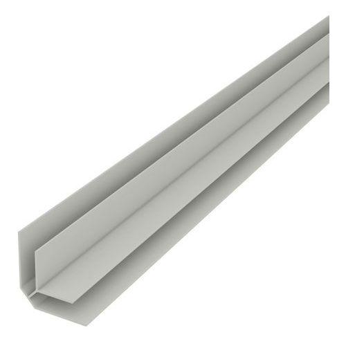 Listwa boazeryjna kątowa VOX B5 wewnętrzna 2,7 m srebrna (5905952244463)
