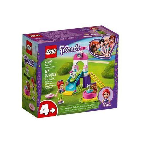 41396 PLAC ZABAW DLA PIESKÓW (Puppy Playground) KLOCKI LEGO FRIENDS