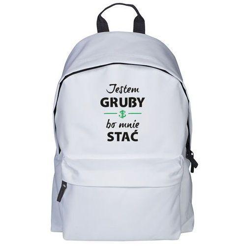 Plecak Jestem gruby