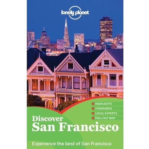 Lonely Planet Discover San Francisco, oprawa miękka