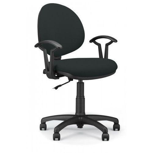 Krzesło obrotowe smart gtp27 ts02 - biurowe, fotel biurowy, obrotowy marki Nowy styl