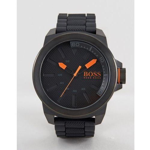 Boss orange  new york bracelet watch in black - black