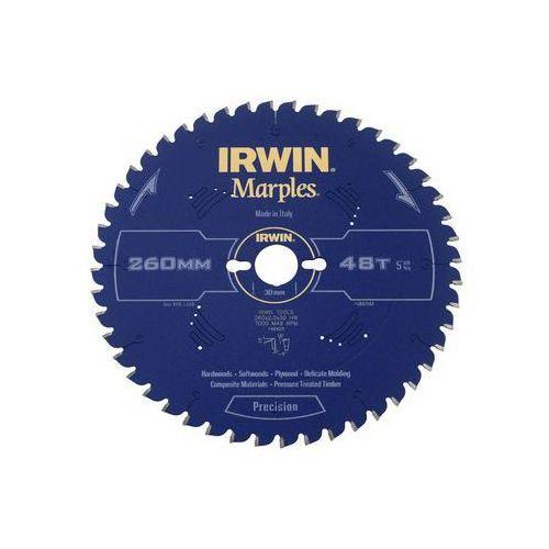Tarcza do pilarki tarczowej 260mm/48t m/30 śr. 260 mm 48 z marki Irwin marples