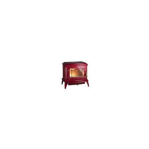 Piec wolnostojący bradford czerwona emalia wysyłka gratis marki Invicta