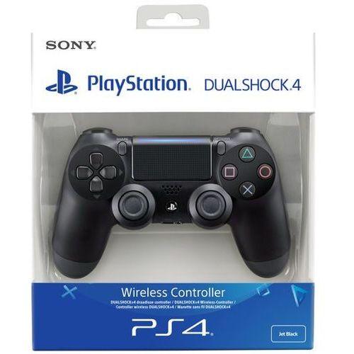 Sony Pad bezprzewodowy dualshock 4 v2 czarny nowy model