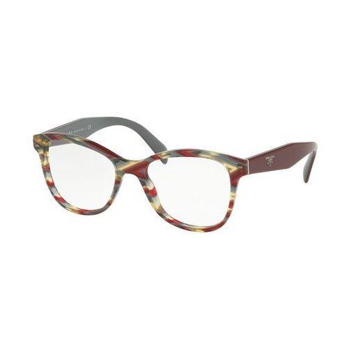 Okulary korekcyjne pr12tv vap1o1 marki Prada