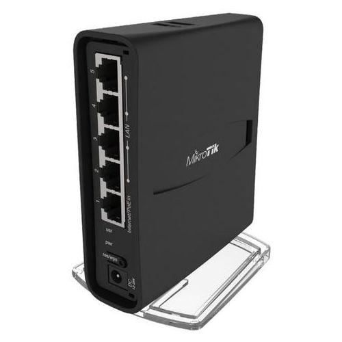 hap ac2 rbd52g-5hacd2hnd-tc 716 mhz, 5 portów 10/100/1000 mb/s, port usb marki Mikrotik