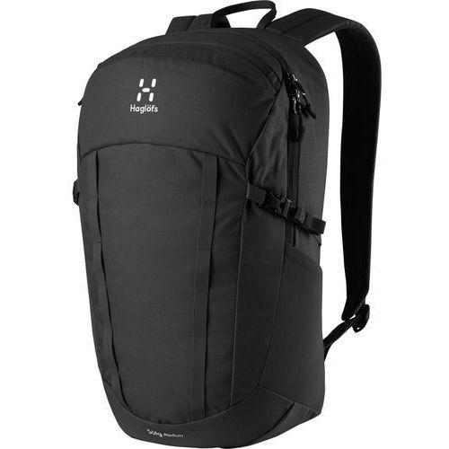Haglöfs Sälg Plecak Medium 16l czarny 2018 Plecaki szkolne i turystyczne, kolor czarny