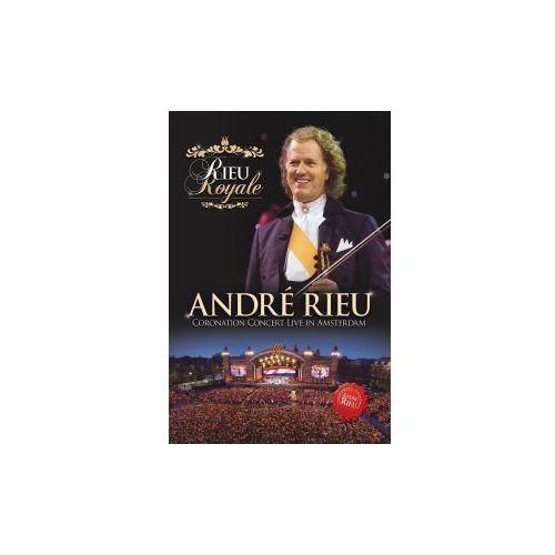 Universal music Rieu royale - coronation concert live, 1 dvd