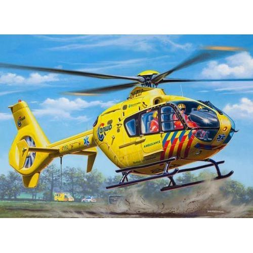 Revell Model set airbus heli ec135 (4009803649399)