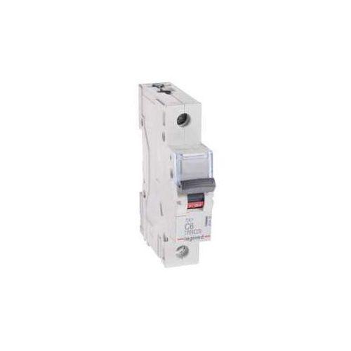 Wyłącznik nadprądowy 1p c 6a 6ka ac s301 605606/403430 marki Legrand