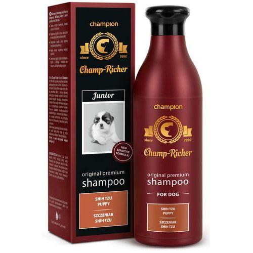 DERMAPHARM Champ-Richer szampon dla szczeniąt rasy Shih Tzu 250ml (5901742070649)