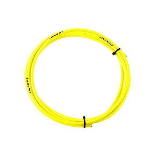 610-22-436_ACC Pancerz hamulcowy Accent 5 mm - 3 metry żółty fluo (5902175647637)