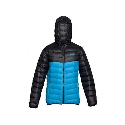 Swix kurtka puchowa Romsdal 2 Cold Blue/Black L (7045951963779)