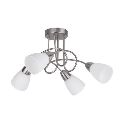 Rabalux Plafon lampa sufitowa polla 4x40w e14 satyna 6079