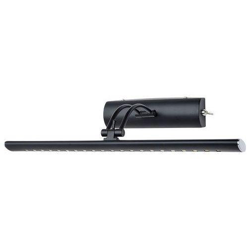 Kinkiet LED galeryjka PICTURE 40 cm czarny 320 lm (5906737308868)