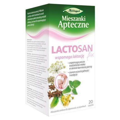 Lactosan fix 1,5g x 20 saszetek marki Herbapol lublin