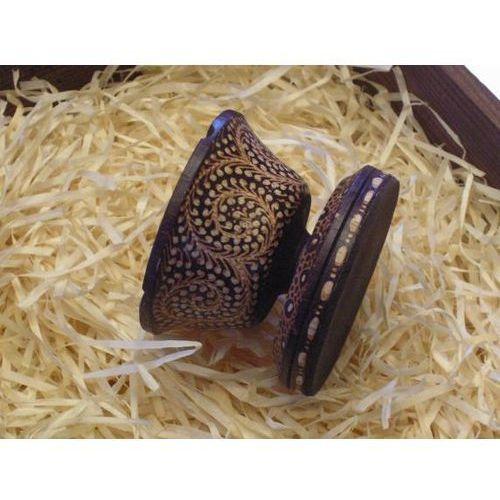Wyspa bali Oryginalny prezent rzeźba drewniana popielnica i