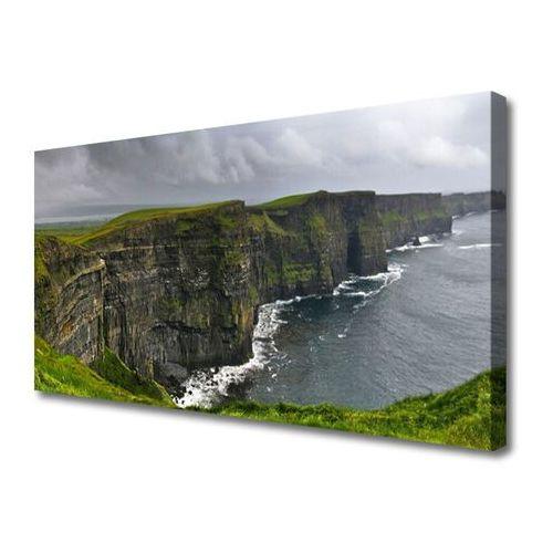 Obraz Canvas Zatoka Skały Woda Krajobraz