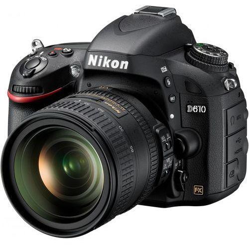 Nikon D610. Tanie oferty ze sklepów i opinie.