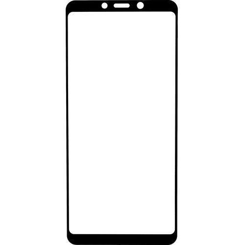 Szkło 3D WG do Samsung Galaxy A9 (2018) Czarny (8591194089220)