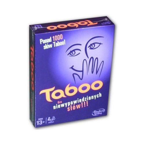 Hasbro Gra Tabu - DARMOWA DOSTAWA OD 250 ZŁ!! (5010994723873)
