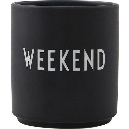 Design letters Kubek favourite weekend