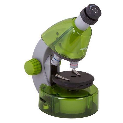Levenhuk Mikroskop  labzz m101 zielony + darmowy transport! (0611901505039)