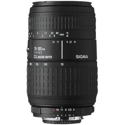 Obiektyw SIGMA 70-300/4-5.6 APO DG Macro Canon + Zamów z DOSTAWĄ JUTRO! + DARMOWY TRANSPORT! (0085126508272)