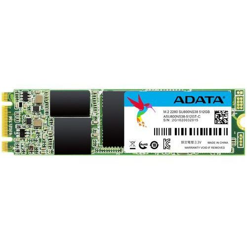 Adata Dysk ssd ultimate su800 512gb sata3 (asu800ns38-512gt-c) darmowy odbiór w 20 miastach!