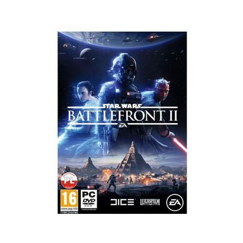 Star wars battlefront ii marki Electronic arts