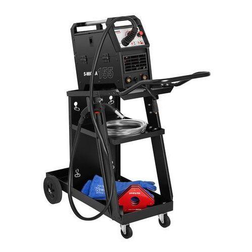 Stamos welding group wózek spawalniczy - 3 półki - 75 kg swg-wc-2 - 3 lata gwarancji