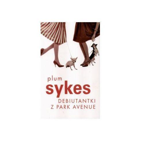 DEBIUTANTKI Z PARK AVENUE, oprawa broszurowa
