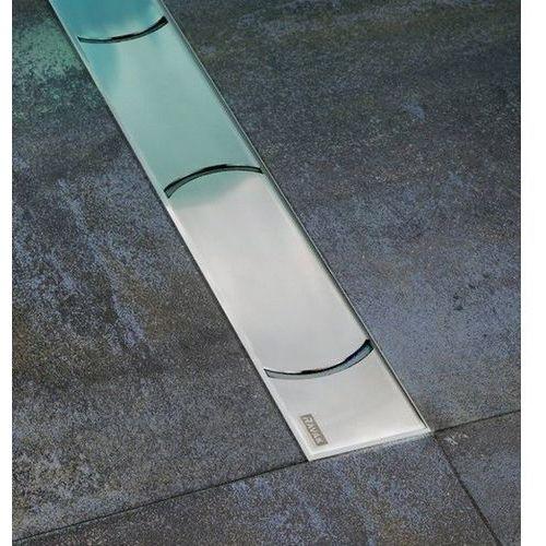 Ravak Odpływ liniowy chrome 850 - nierdzewny (produkt poekspozycyjny) (8592626000271)