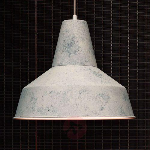 Eglo 49249 - Lampa wisząca VINTAGE 1xE27/60W/230V, kolor Biały