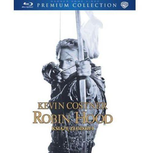 Robin hood: książę złodziei premium collection (bd) (Płyta BluRay) (7321996234143)