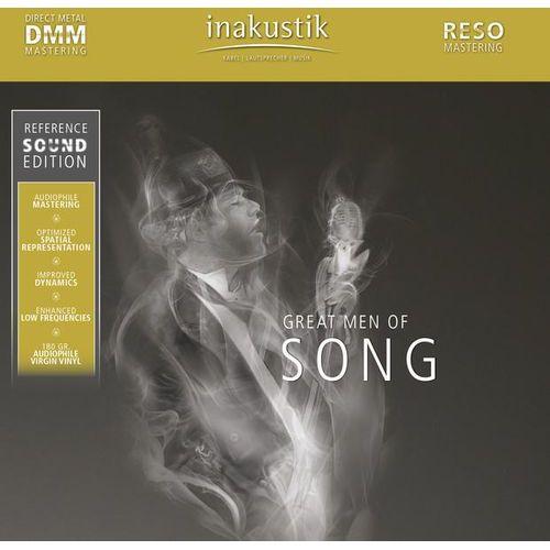 In-akustik great men of song (2 lp)