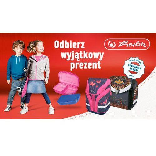 Herlitz Plecak szkolny tornister loop butterfly d. - butterfly dreams (4008110548470)