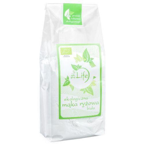 250g mąka ryżowa biała bio | darmowa dostawa od 200 zł od producenta Biolife