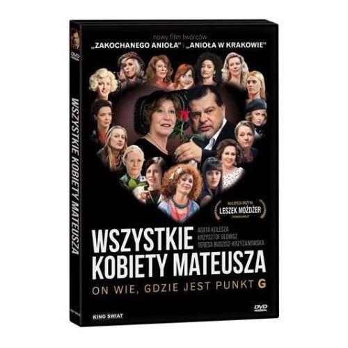 WSZYSTKIE KOBIETY MATEUSZA (DVD) (5906190323279)