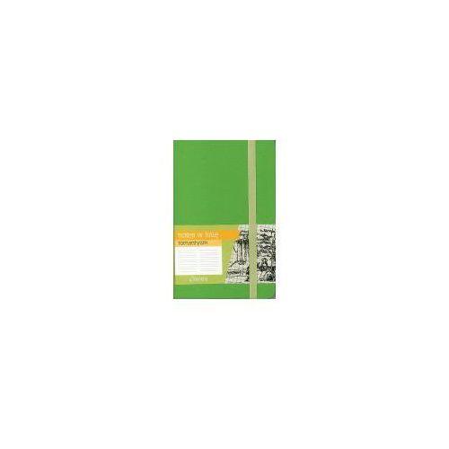 Notes Linia A6 Romantyzm Zielony ANTRA (5904210032057)