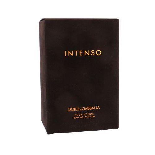 pour homme intenso woda perfumowana 200 ml dla mężczyzn marki Dolce&gabbana. Tanie oferty ze sklepów i opinie.