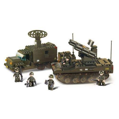 Sluban ARMY Bateria przeciwlotnicza M38-B6700
