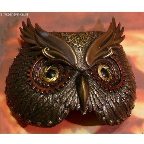 Maska Sowa Steampunk Veronese ()