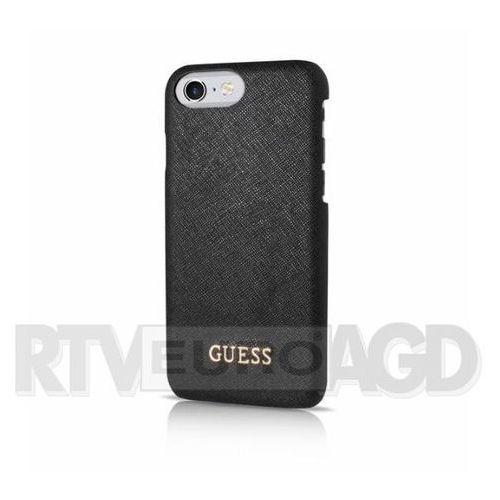 Guess GUHCP7TBK Apple iPhone 7 Czarny (BRA004661) Darmowy odbiór w 20 miastach!, kup u jednego z partnerów