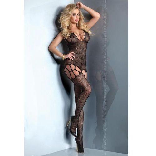 Briallen sexi bodystocking ze sznurowaniem od producenta Livia corsetti